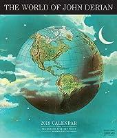 The World of John Derian Wall Calendar 2018 [12 x 12 Inches] [並行輸入品]