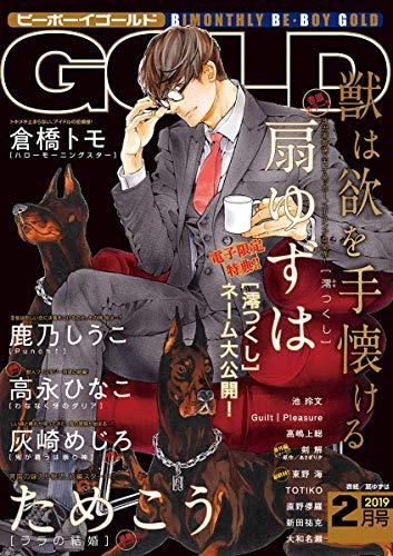 BE・BOY GOLD (ビーボーイゴールド) 2019年 02月号 [雑誌]