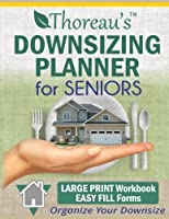 Thoreau's Downsizing Planner for Seniors (Thoreau's Downsizing Planners) [並行輸入品]