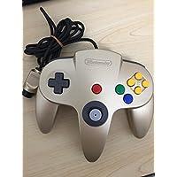コントローラー Bros ゴールド N64 任天堂 64 コントローラ