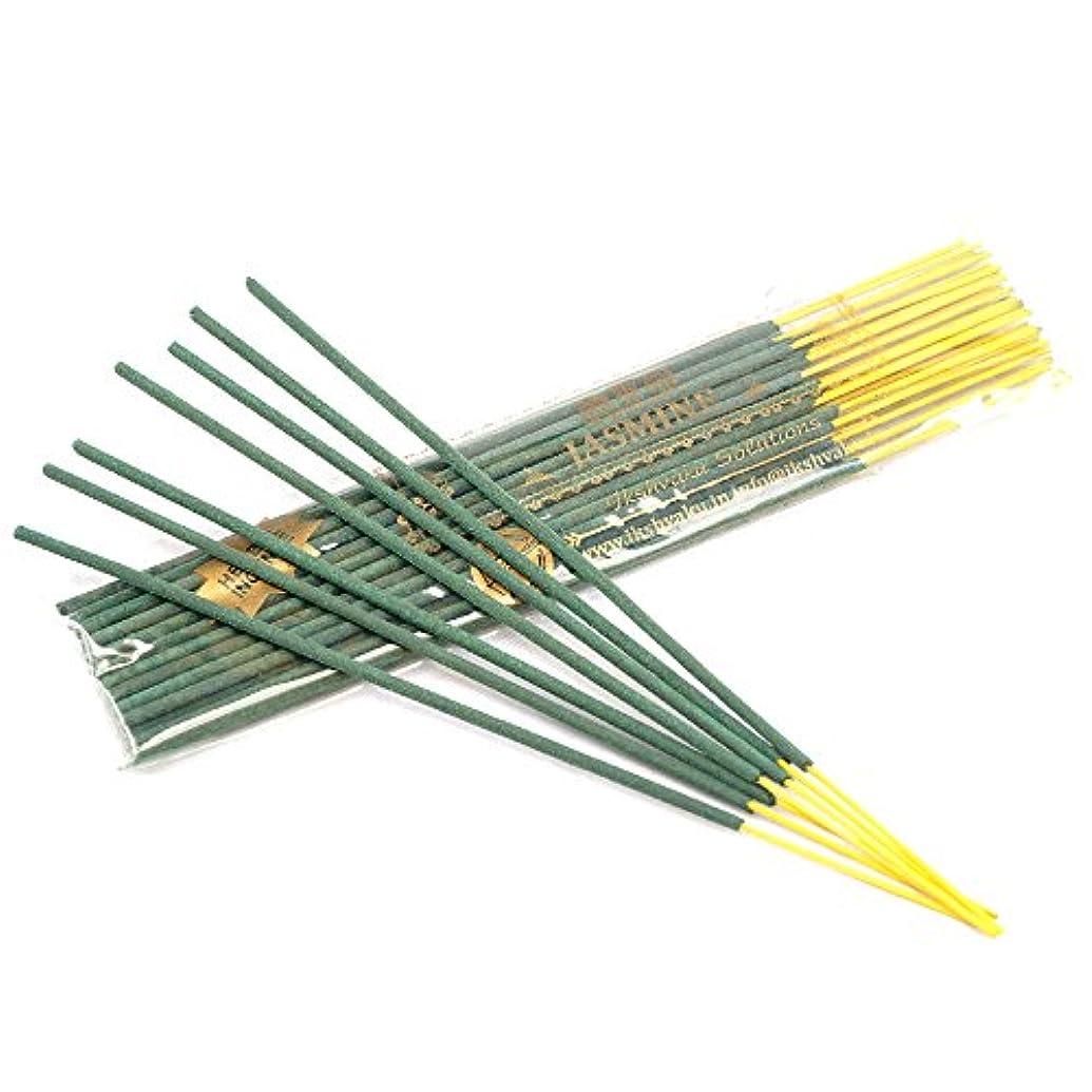 輸送カスケード説明的Jasmine Incense Sticks 50