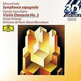 Symphonie Espagnole / Violin Concerto 3 (St-Saens)