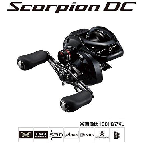 シマノ 17 スコーピオン DC 100
