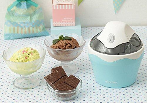 アイリスオーヤマ アイスクリームメーカー バニラミント ICM01-VM アイリスオーヤマ