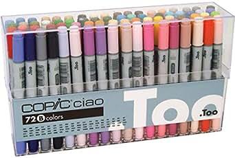 Too コピック チャオ 72色 Bセット