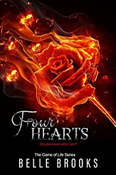 Four Hearts (The Game of Life Novella Series Book 4) by [Brooks, Belle]