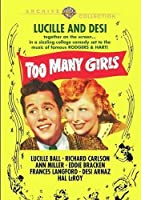Too Many Girls [DVD]
