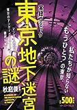 東京地下迷宮の謎 (実録コミック)