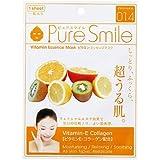 【サンスマイル】エッセンスマスク ビタミン 1枚 ×10個セット