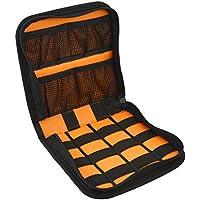 Geekriaケース キャリングケース ハンドスピナー、指スピナー、Hand spinner、Fidget Spinner収納保護用キャリングバッグ 10個指スピナーを収納できます