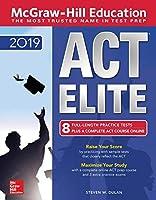 McGraw-Hill ACT ELITE 2019【洋書】 [並行輸入品]