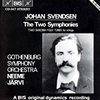 Svendsen: The Two Symphonies; Two Swedish Folk Tunes for Strings (1993-09-15)