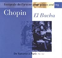 Chopin: Piano Works Vol.3