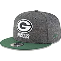 ニューエラ (New Era) スナップバック キャップ - サイドライン ホーム グリーンベイ?パッカーズ (Packers)