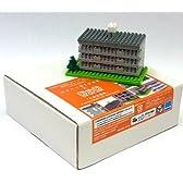 nanoblock × 団地団 「 とある団地 」 【 東京おもちゃショー2012限定品 】 ナノブロック