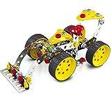 マジカルモデル メタル 組み立て 工作キット ドライバー スパナ を使って組み立てに挑戦しよう (ショベルカー)
