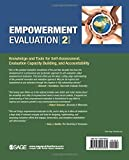 Empowerment Evaluation: Knowledge and Tools for Self-Assessment, Evaluation Capacity Building, and Accountability 画像
