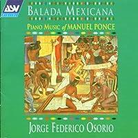 Ponce;Balada Mexicana