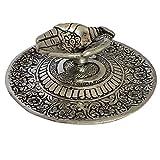 インド チベット香炉 お香立て インセンスバーナー (梵字 / 仏陀ハンド)