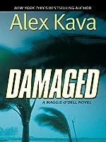 Damaged: A Maggie O'dell Novel (Thorndike Press Large Print Basic Series)