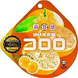 味覚糖 コロロ三ヶ日みかん 40g×6個