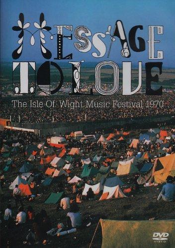 ワイト島1970~輝かしきロックの残像 [DVD]