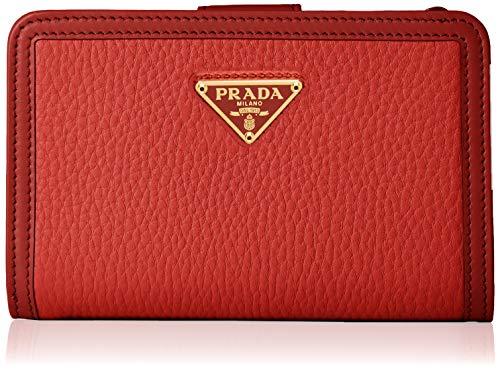 [プラダ] 二つ折り財布 1ML225 2B16 PR- 225V_P_TRI-BAL [並行輸入品]