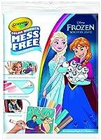 Crayola 75-2498.0054 Frozen Colour Wonder Bumper Pack