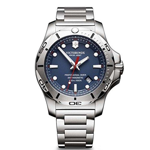 [ビクトリノックス スイスアーミー]VICTORINOX SWISSARMY 腕時計 メンズ イノックス プロフェッショナル ダイバー I.N.O.X. PROFESSIONAL DIVER ヴィクトリノックス 241782 [正規輸入品]