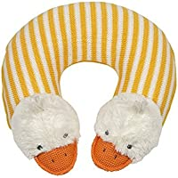 Maison Chic Travel Pillow Quackers the Duck [並行輸入品]