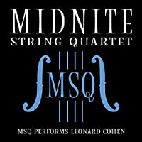 Msq Performs Leonard Cohen