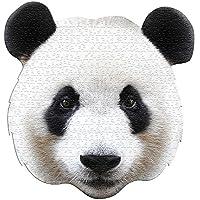 550ピース ジグソーパズル ビッグフェイス【パンダ】(75×70cm)