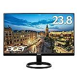 Acer モニター ディスプレイ R240HYAbmidx (23.8インチ/VA/非光沢/フルHD/DVI-D(HDCP対応)・HDMI)