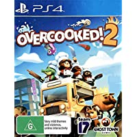(PS4) Overcooked! 2オーバークック2 [並行輸入品]