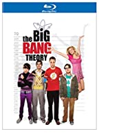 Big Bang Theory: Complete Second Season [Blu-ray] [Import]