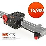 Konova k5 120cmスライダー用新型モーターライズシステム MS Kits (コントローラ含まれていません)