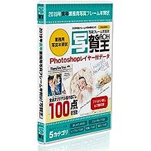 2019年亥年業務用写真フレーム年賀状・写賀王プロ DVD
