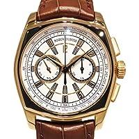 ロジェ・デュブイ モネガスク マイクロローター クロノグラフ RDDBMG0008 ホワイト メンズ 腕時計 [並行輸入品]