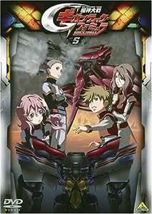 機神大戦ギガンティック・フォーミュラ 5 [DVD]
