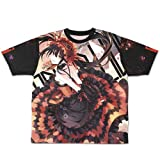 デート・ア・ライブ 原作版 時崎狂三 両面フルグラフィックTシャツ ver.2 Lサイズ