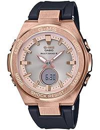 [カシオ]CASIO 腕時計 BABY-G ベビージー G-MS 電波ソーラー MSG-W200G-1A1JF レディース