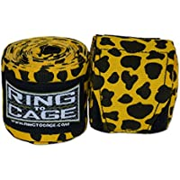 Leopard Printed Handwraps Mexican Style Stretchable 180