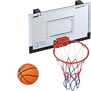 Kaiser(カイザー) バスケット ゴール セット 45 KW-587 ミニサイズ ボール付