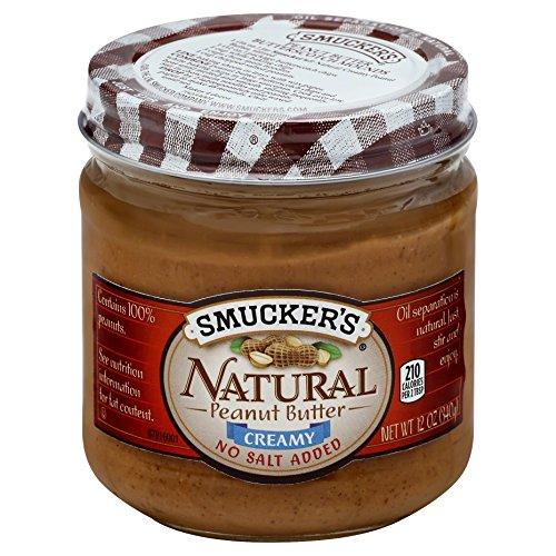 SMUCKER'S(スマッカーズ) 『ナチュラルクリーミー ピーナッツバター』