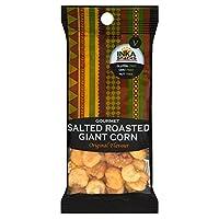 インカのスナック巨大なトウモロコシの塩漬け&ロースト48グラム (x 4) - Inka Snacks Giant Corn Salted & Roasted 48g (Pack of 4) [並行輸入品]