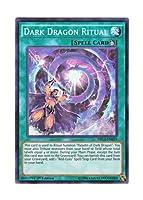 遊戯王 英語版 DRL2-EN019 Dark Dragon Ritual 黒竜降臨 (スーパーレア) 1st Edition