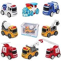 jewby 1pcベビーギフト幼児慣性おもちゃの0 – 6年の車Kids Randonカラー