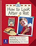 Info Trail Emergent Stage How to look after a rat Non-fiction (LITERACY LAND)