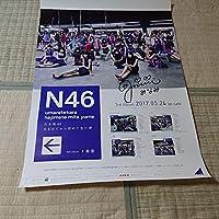 乃木坂46 生まれてから初めて見た夢 星野みなみ サイン入りポスター
