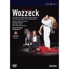 ヴァイグレ指揮バルセロナ・リセウ歌劇場 ベルク:歌劇≪ヴォツェック≫(2006ライヴ)の商品写真